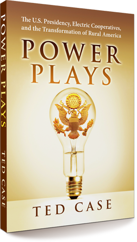 Power Plays by Ted Case front cover