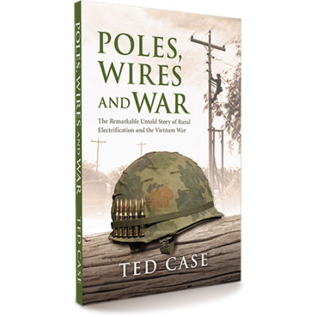 Poles, Wires and War by author Ted Case